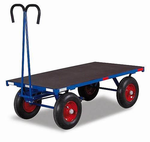 Handpritschenwagen ohne Bordwand (L)