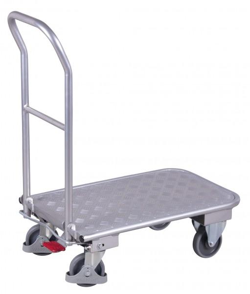 Aluminium Klappbügelwagen