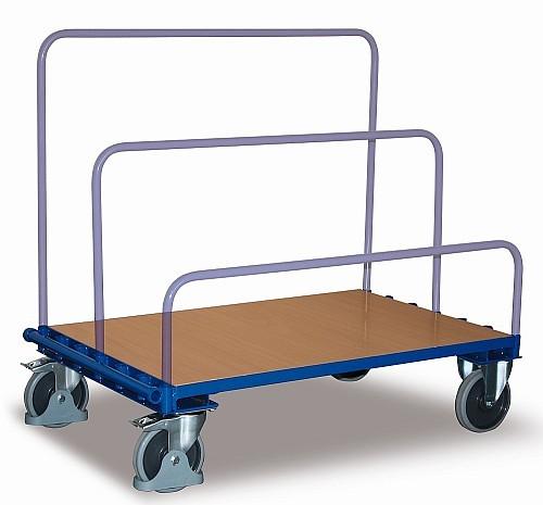 Plattenwagen ohne Bügel Traglast 1200 kg