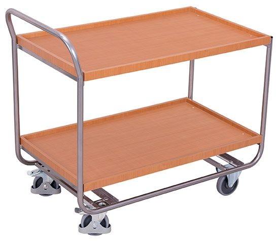 Alu-Tischwagen