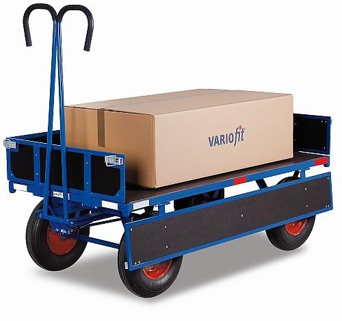 Handpritschenwagen mit Bordwand (L)