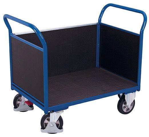 Schwerlast-Dreiwandwagen