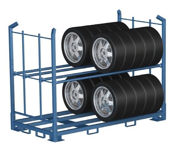 Reifenstapelgestell Typ 1