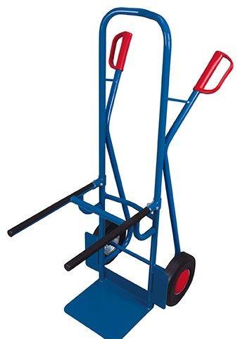 Stahlrohrkarre für Stühle (VG)