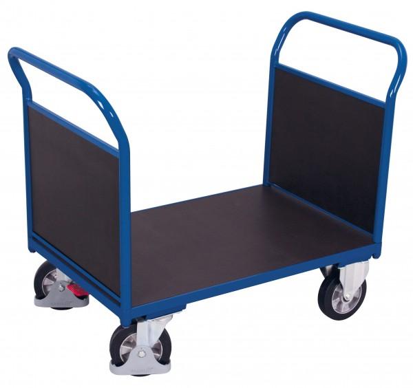 Schwerlast-Doppelstirnwandwagen