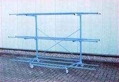 Polstermöbel-Wagen mit 3 Etagen