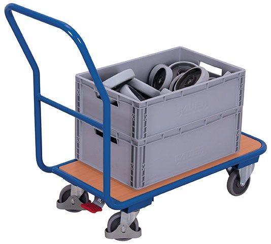 Magazinwagen aus Stahl