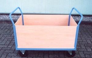 Vierwandwagen