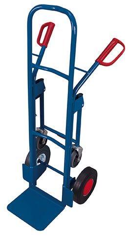 Stahlrohrkarre mit Stützrad (VG)