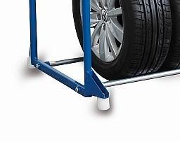 Standfüße für Reifenregal